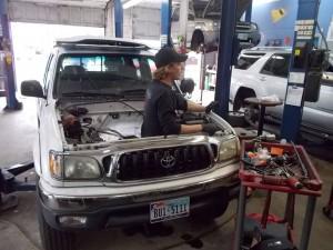 galen working