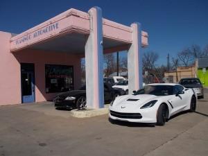 special corvette